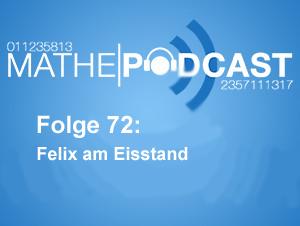Felix am Eisstand