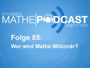 Wer wird Mathe-Millionär?