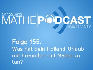 Was hat dein Holland-Urlaub mit Freunden mit Mathe zu tun?