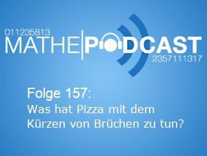 Was hat Pizza mit dem Kürzen von Brüchen zu tun?
