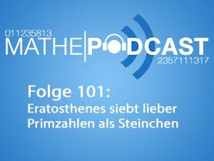 Eratosthenes siebt lieber Primzahlen als Steinchen