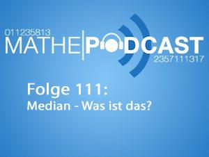 Median – Was ist das?
